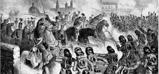 EGY 1849-ES KOMÁROMI PARANCSKÖNYV KERÜLT AZ ORSZÁGOS LEVÉLTÁRBA