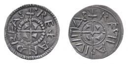 I. András (1047-1060) denár, Huszár: 8, Unger: 4