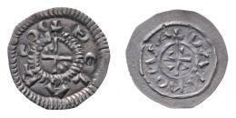 I. Béla (1060-1063) denár, R!
