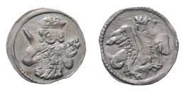Vencel (1301-1305) denár, Huszár: 435, Unger: 344