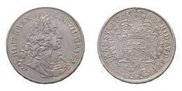 Erdély, III. Károly (1711-1740) 1/2 tallér 1731 j.n., R!