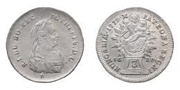 Mária Terézia (1740-1780) 3 krajcár 1779 B/ SK-PD (Körmöcbánya)