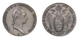 Ferenc (1792-1835) tallér 1826 B