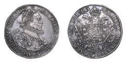 II. Mátyás tallér 1615 K-B, Körmöcbánya, R!