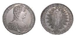 Mária Terézia tallér 1763 K-B, Körmöcbánya