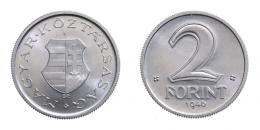 2 forint 1946, UNC!