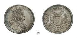 TIII. Károly Tallér (Ag)<br> 1715 Körmöcbánya /Kremnitz/,<br> RRR! Prachtexemplar! vorzüglich-stempelfrisch