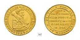 Rákóczi Zsigmond (1607-1608) 10 Aranyforint /Goldgulden/ (Au) / 300 aranykorona! /Goldkronen/ vorzüglich