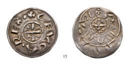 I. Géza (1074-1077)Ezüstpénz /Silbermünze/ (Ag) RRR! vorzüglich