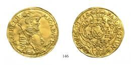 Apafi Mihály (1661-1690)<br />Aranyforint /Goldgulden/ , Au , 1662, <br />RRR! 60 aranykorona! /Goldkronen/<br />vorzüglich