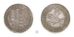 II. Ulászló (1490-1516), Guldiner, Ag, 1506, Körmöcbánya<br>vorzüglich-stempelfrisch