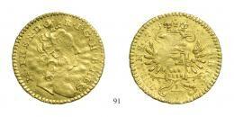 Gabriel Bathori (1608–1613) 2 Tallér /Gulden/, (Ag), 1628, Kassa /Kaschau/ <br />60 aranykorona! /Goldkronen/ RR! von größter Seltenheit, besonders in dieser Erhaltung!, vorzüglich